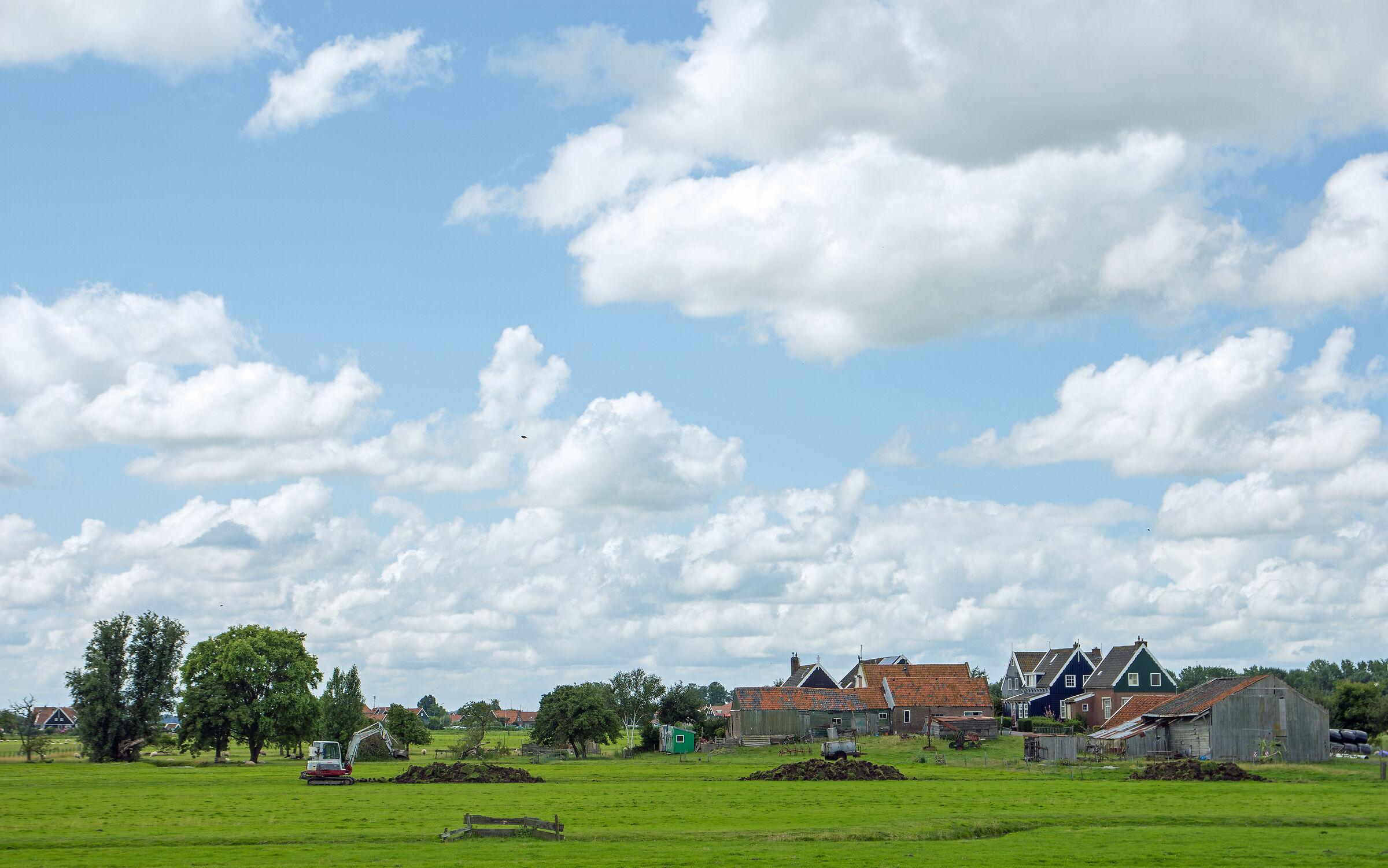 Marken )North Holland...