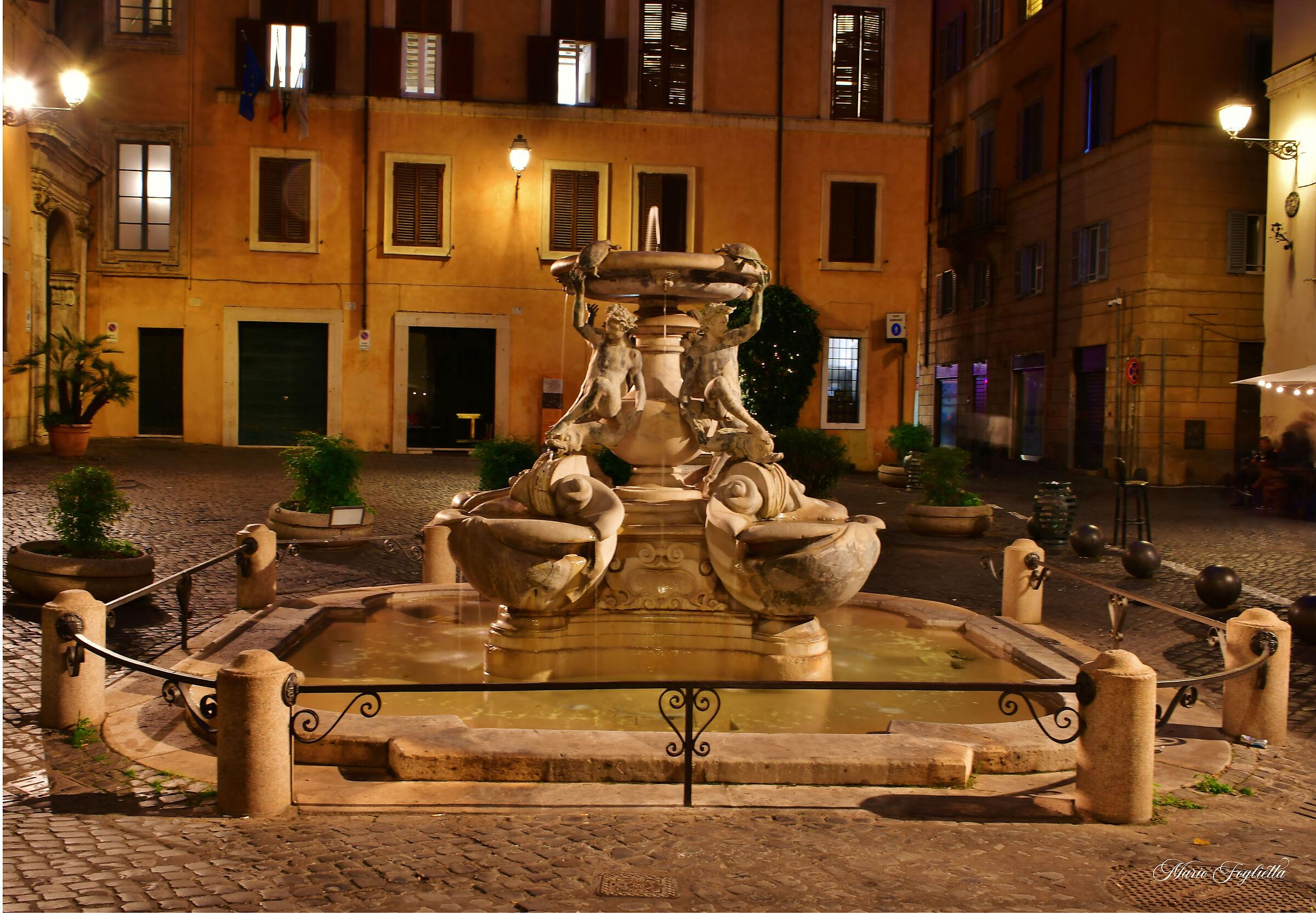 Roma nascosta...........