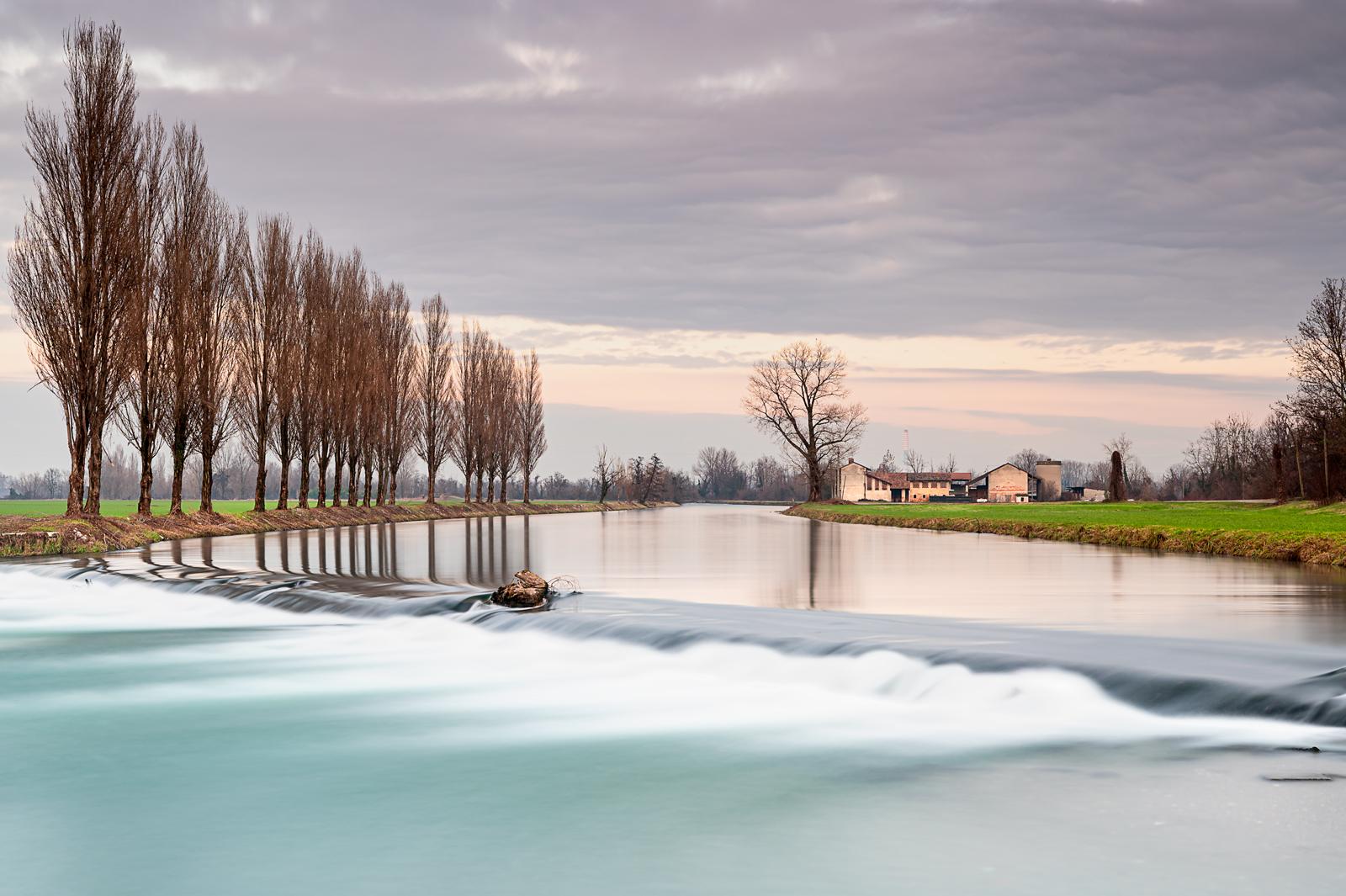 Muzza Canal...
