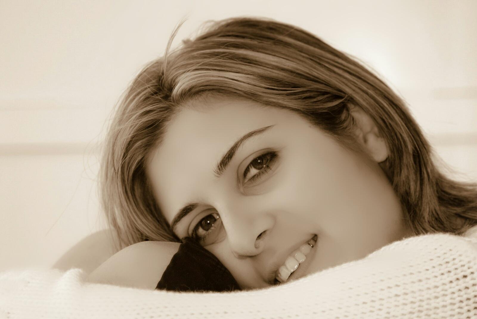Portrait of My Wife...