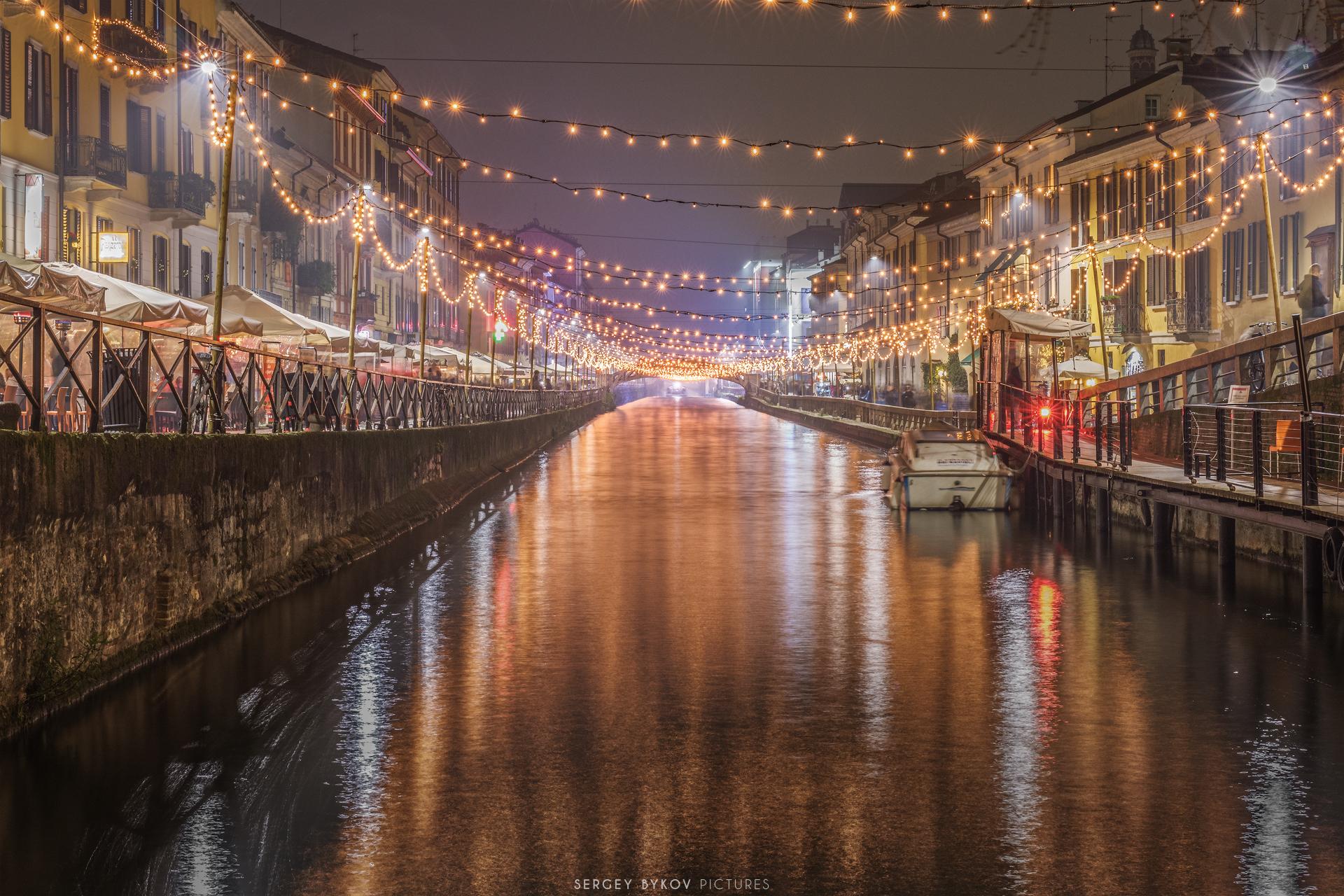 quando Milano era bella. tempo prima della pandemia...