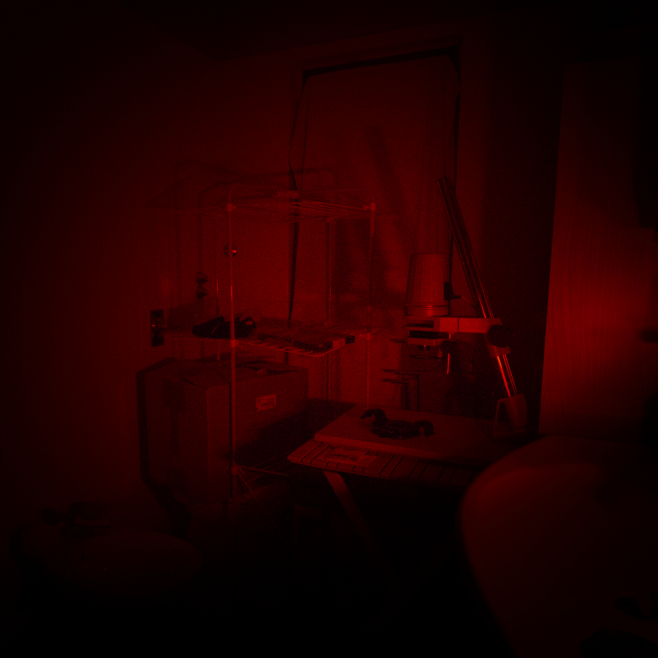 Camera oscura .....