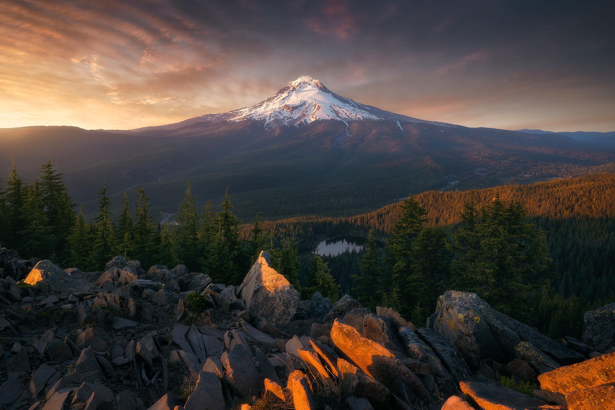 Mt Hood, Mt....