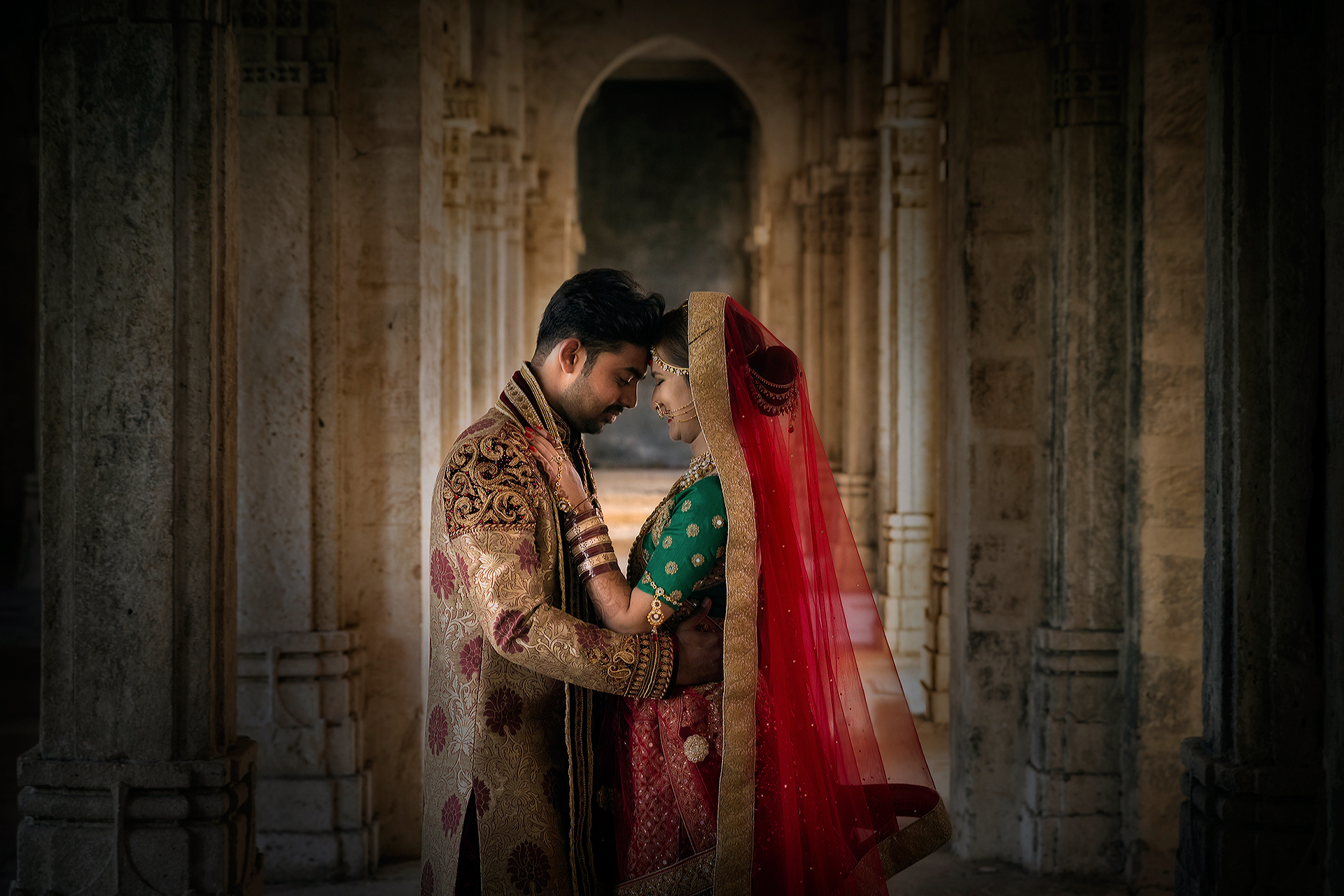 A fairytale wedding......
