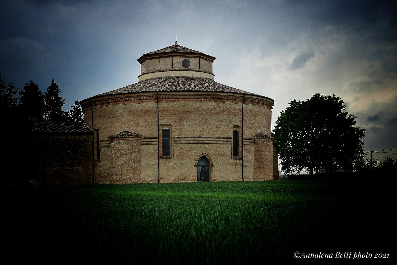 Sanctuary of Forno' ...