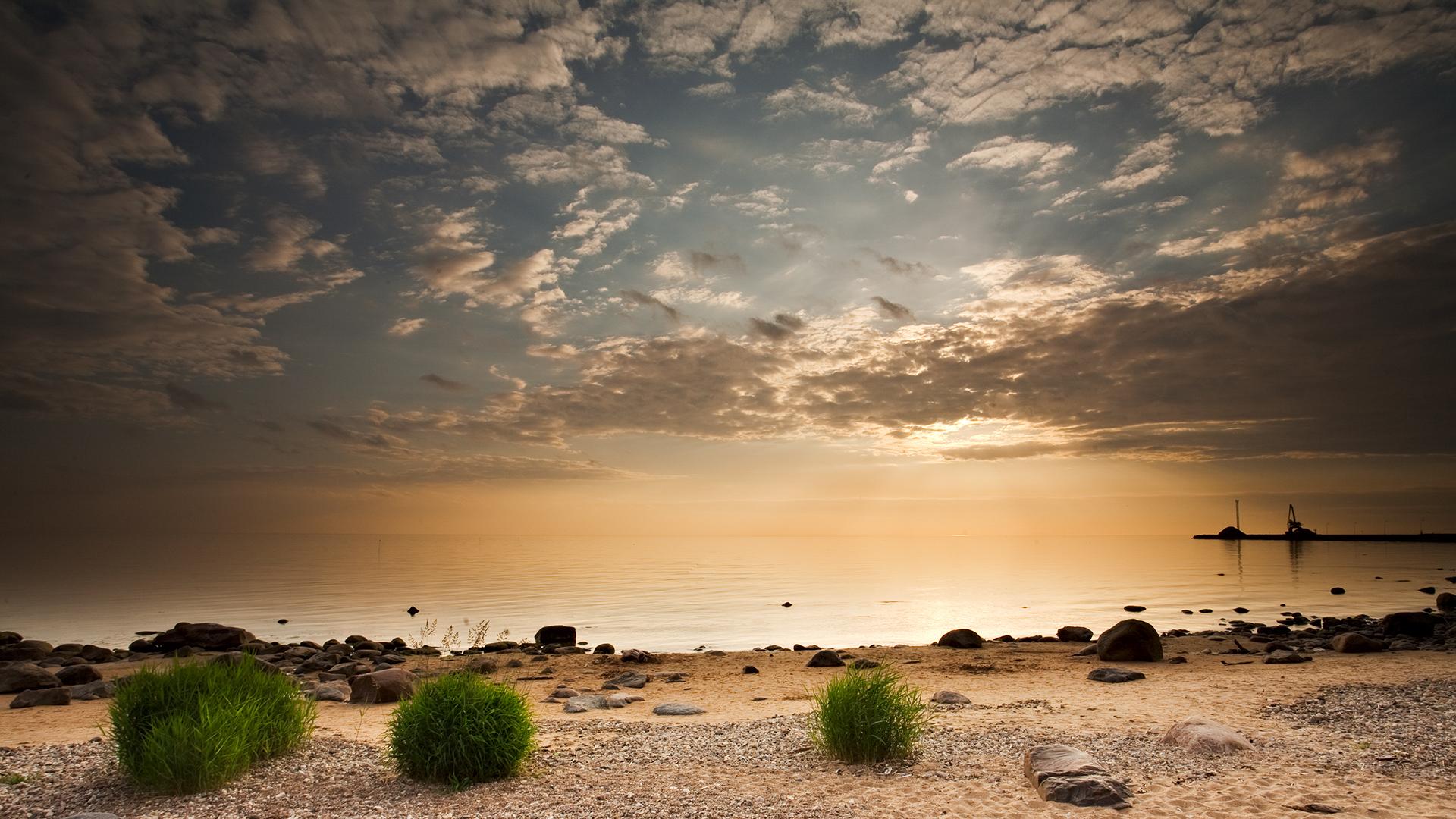 Skulte_Vidzeme seashore, Latvia...