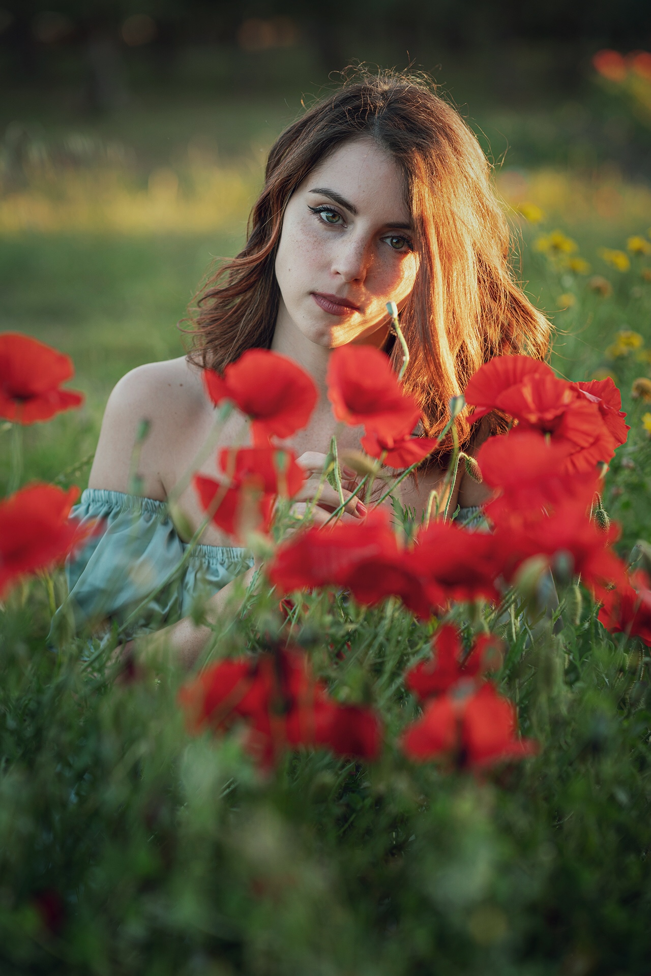 Queen of Flowers...