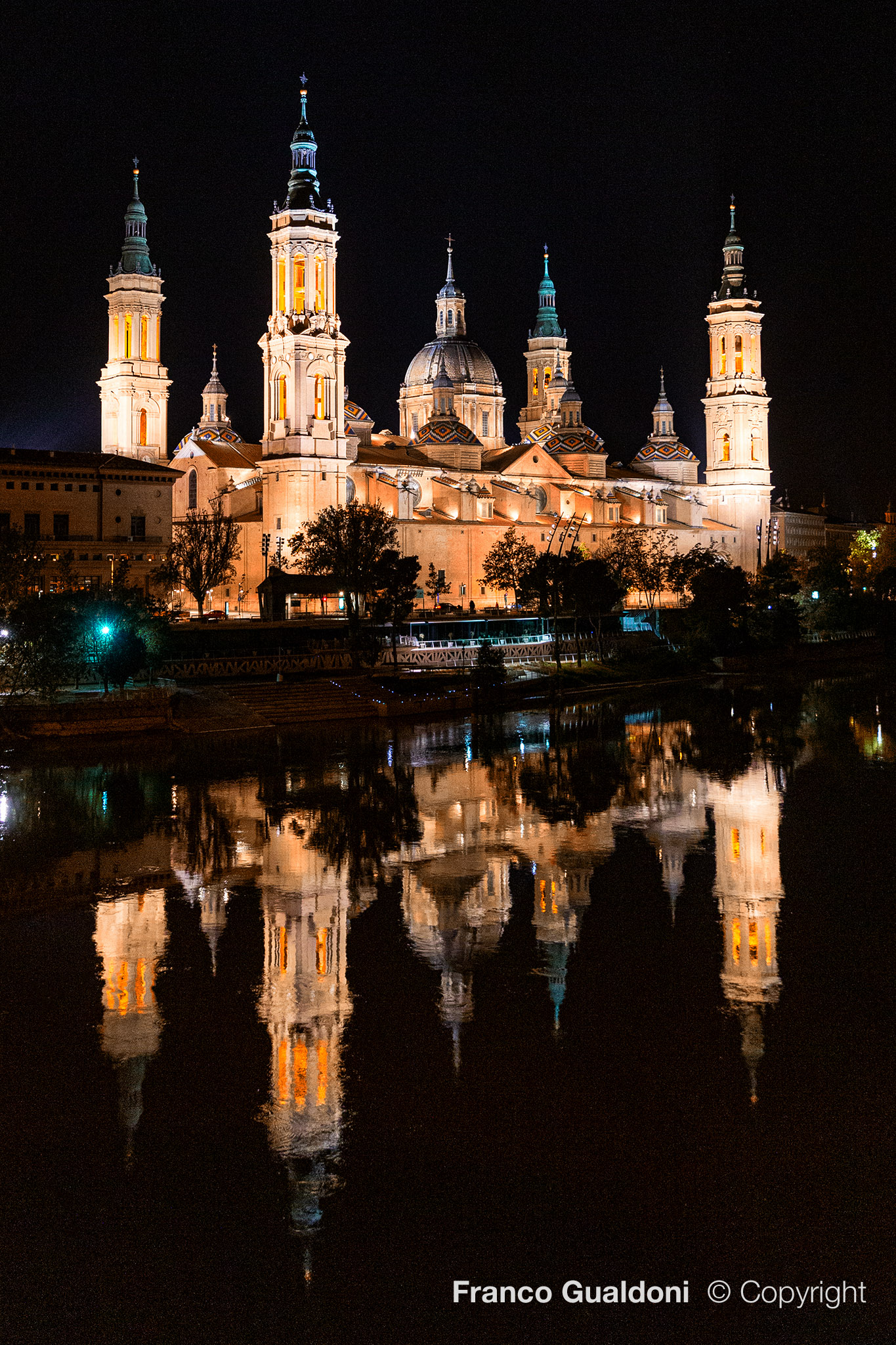 Zaragoza, Cathedral of Our Lady of the Pilar...