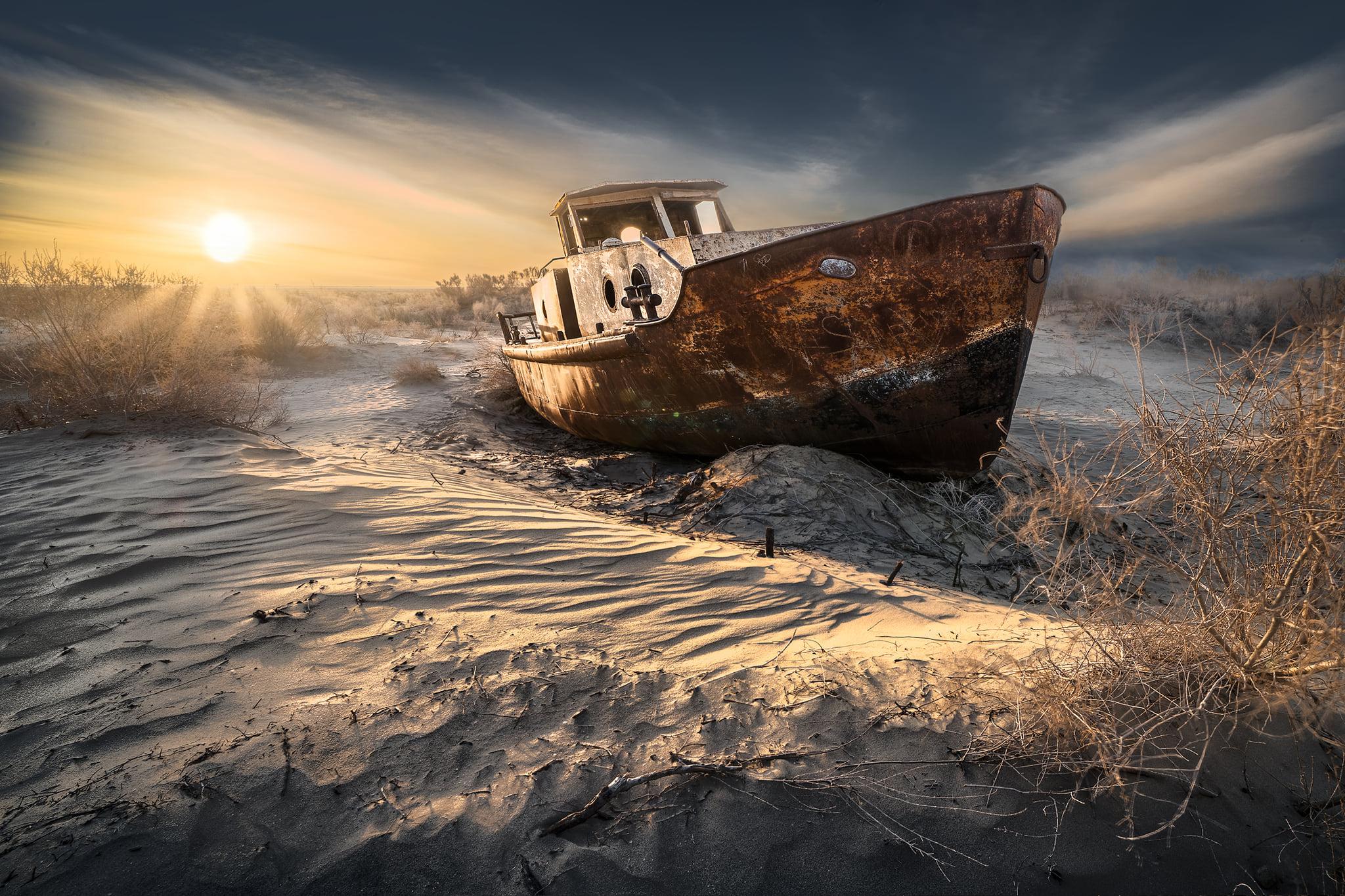 Lago d'Aral...