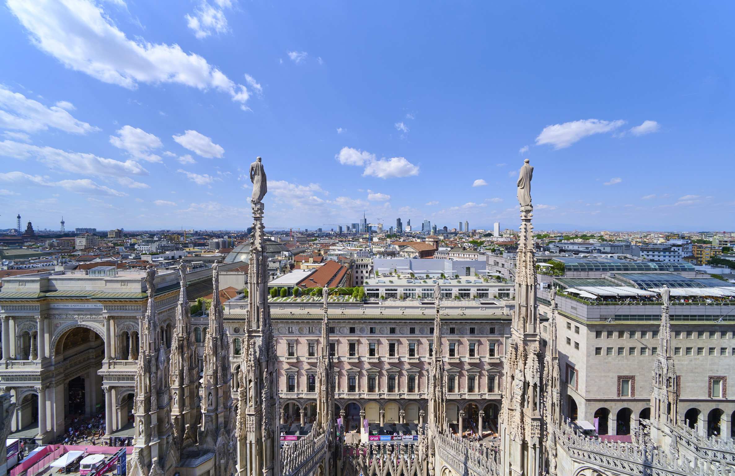Postcards from the Duomo...