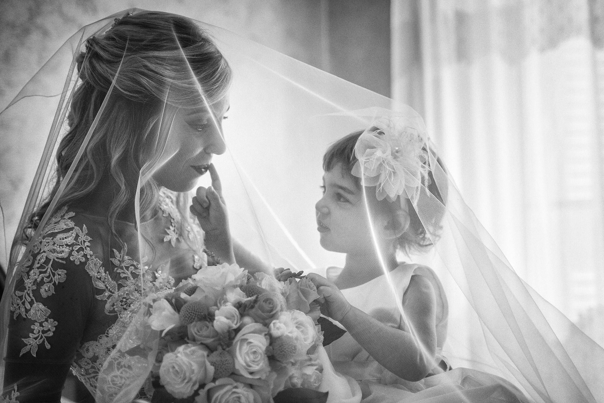 The Bridesmaid...