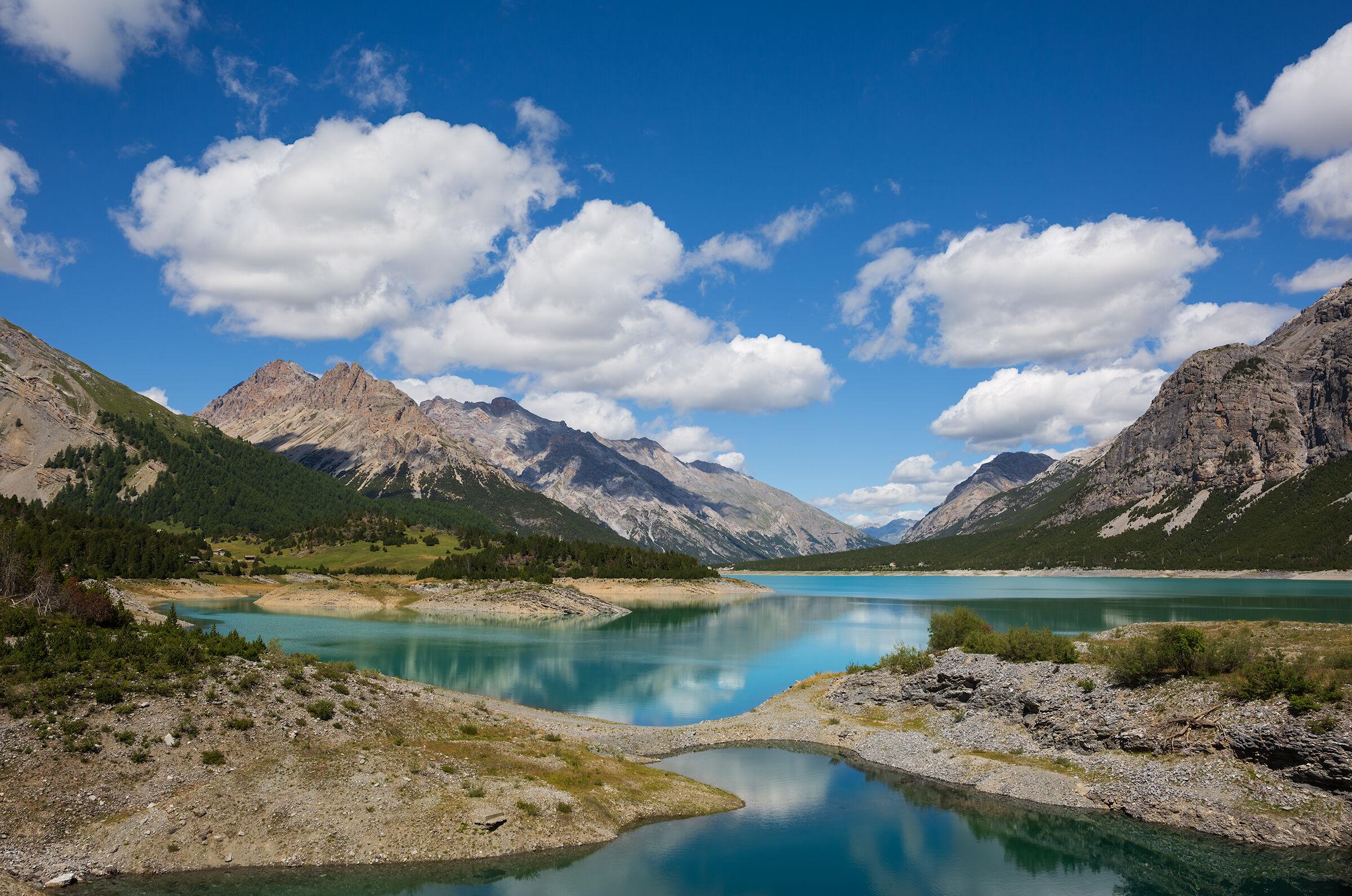 Lago di Cancano...