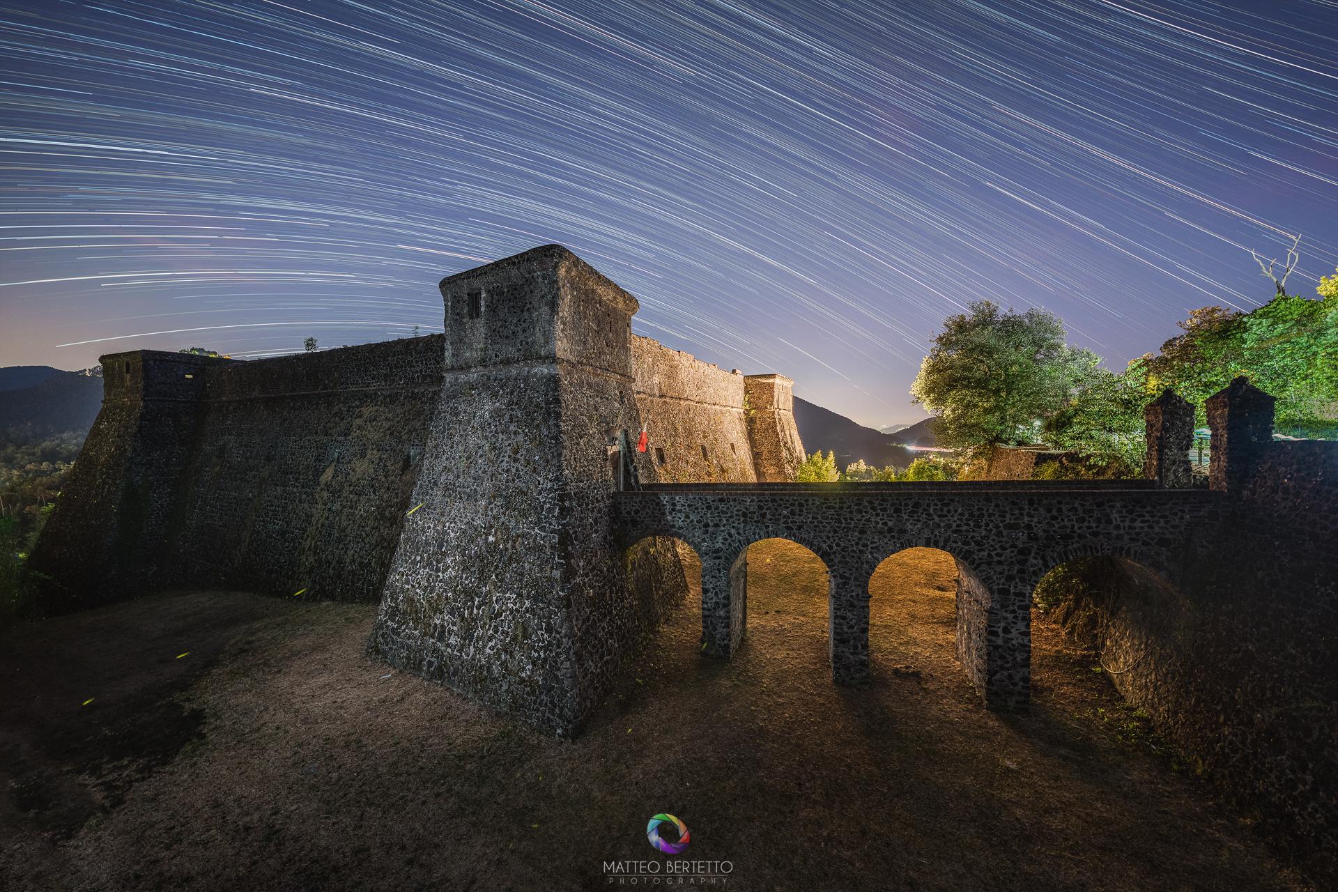 Brunella Fortress - Aulla...