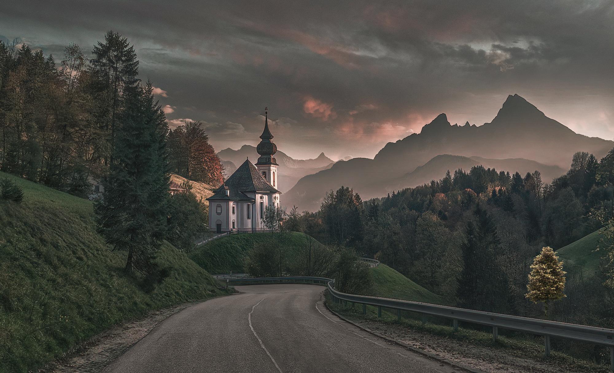Maria Gern - Berchtesgadener Land...