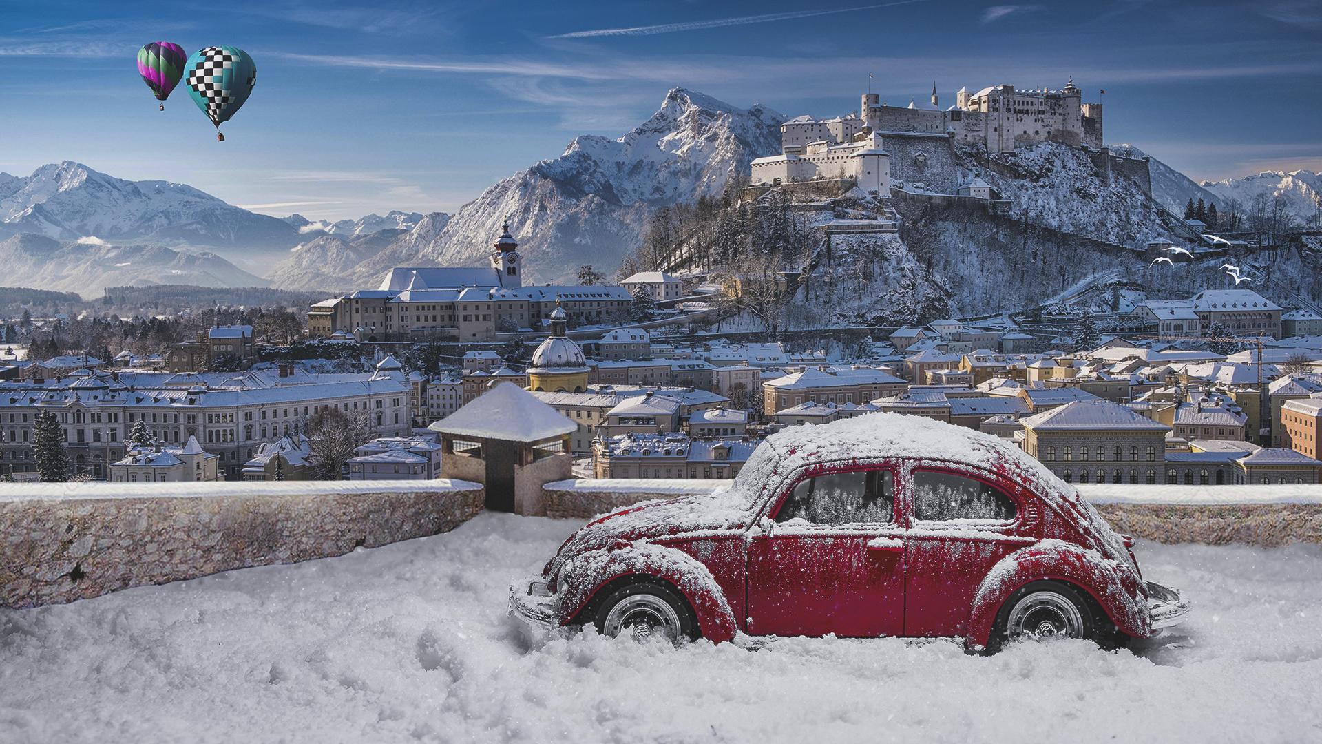 Salzburg Winter...