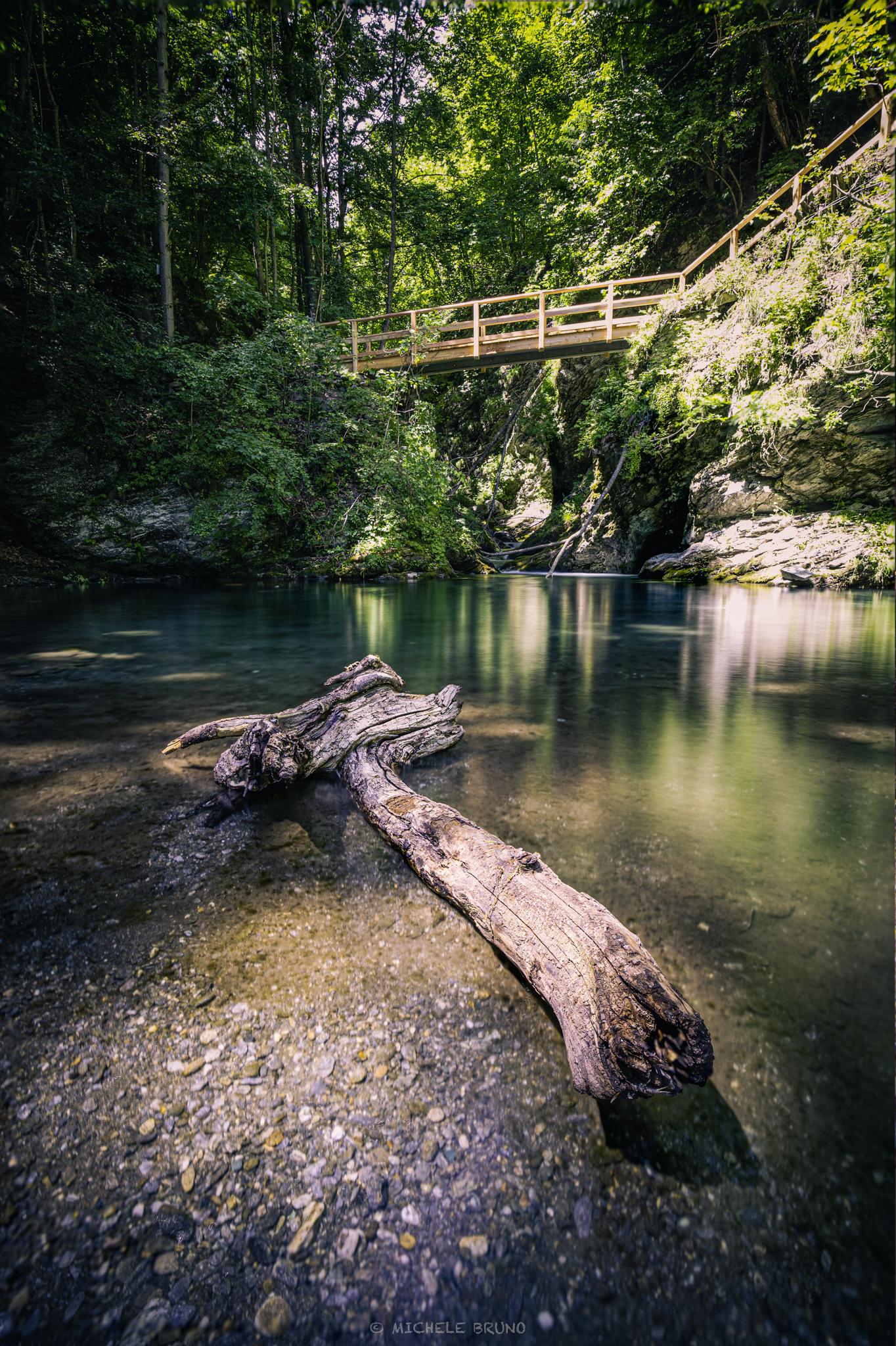 Hidden River...