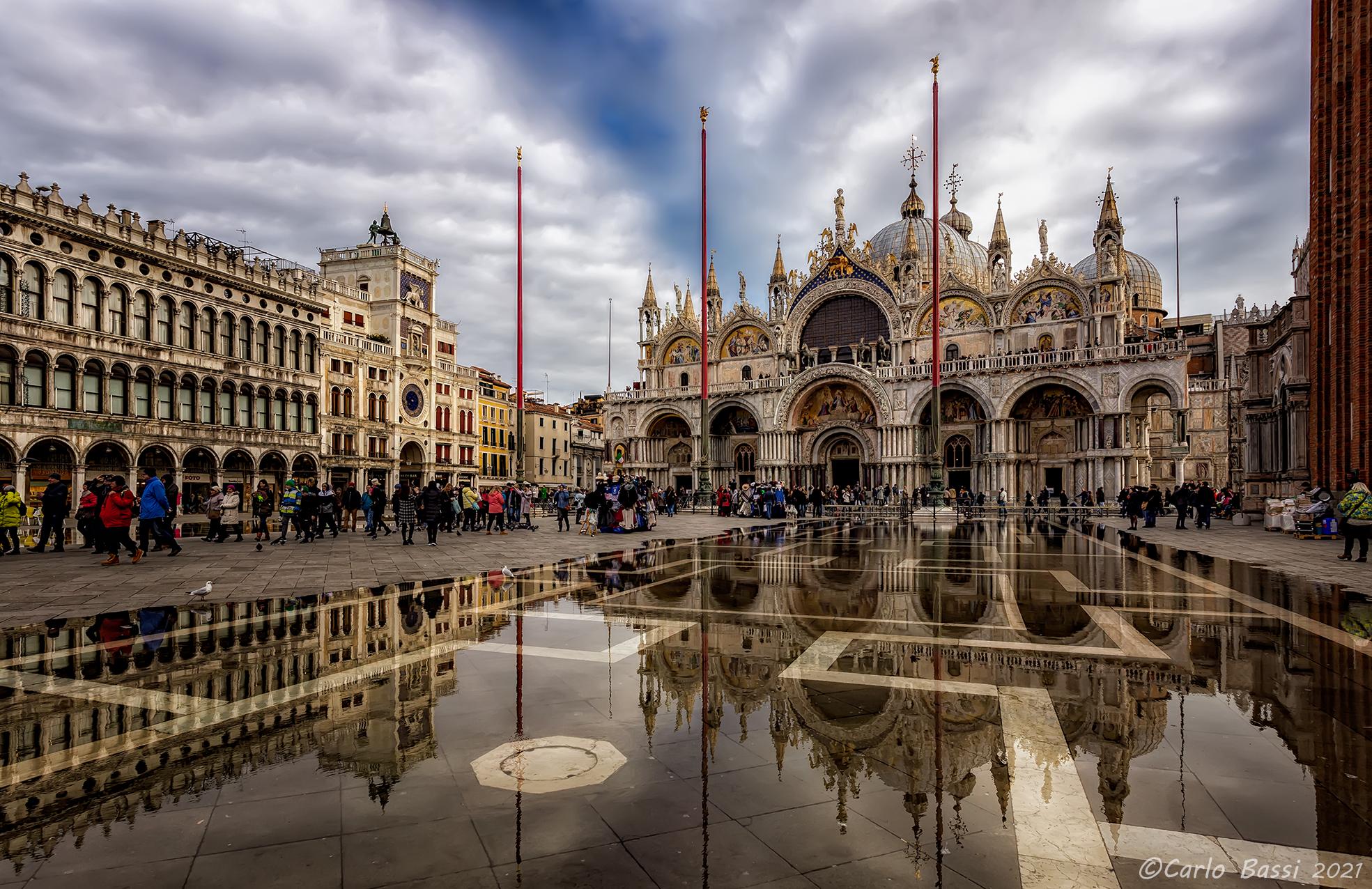 St. Mark's Square...