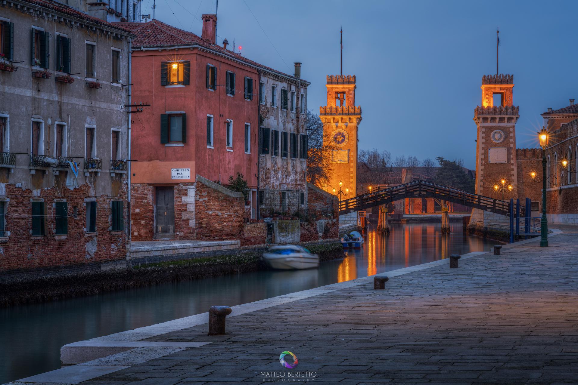 Venice Arsenal...