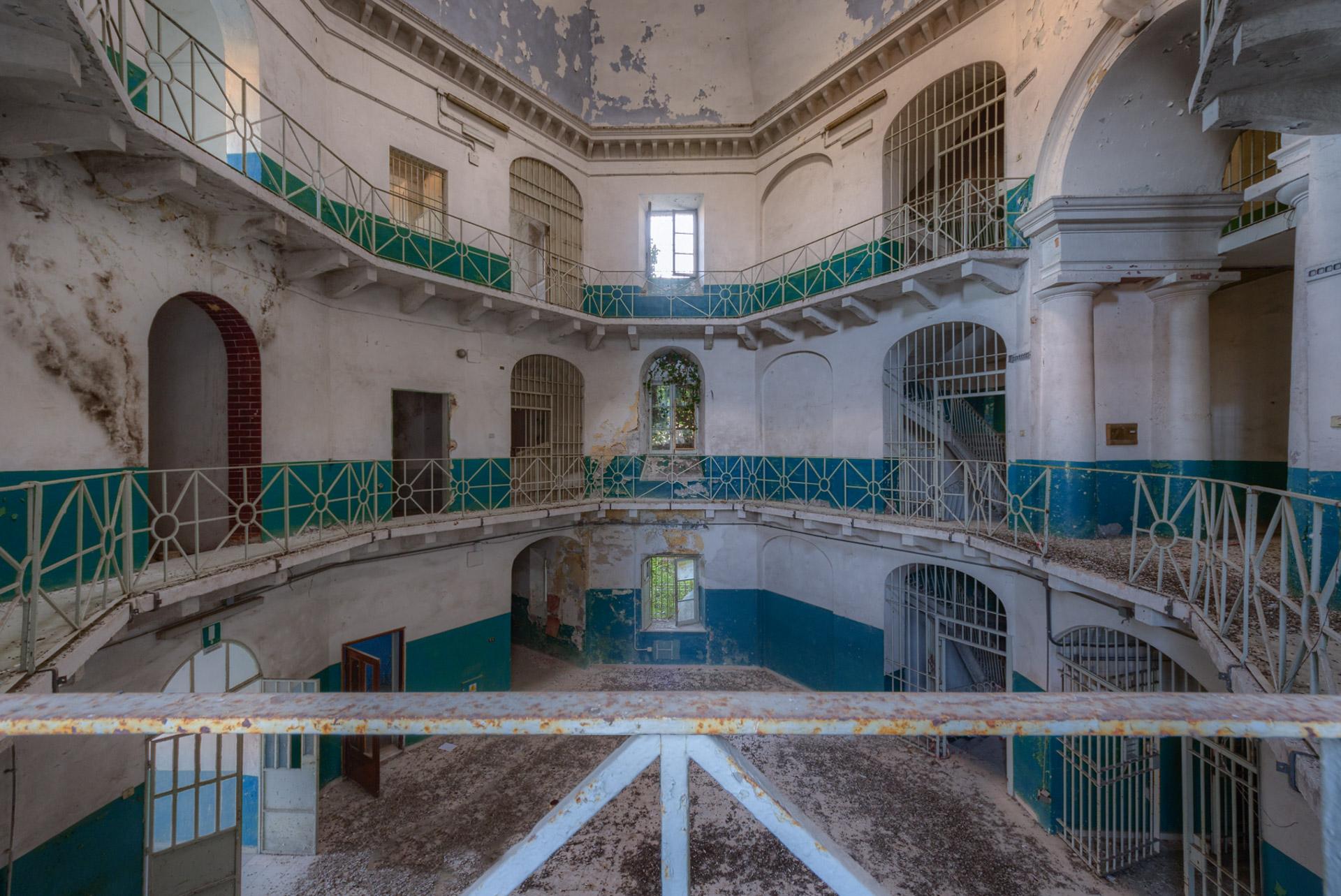 My prisons...