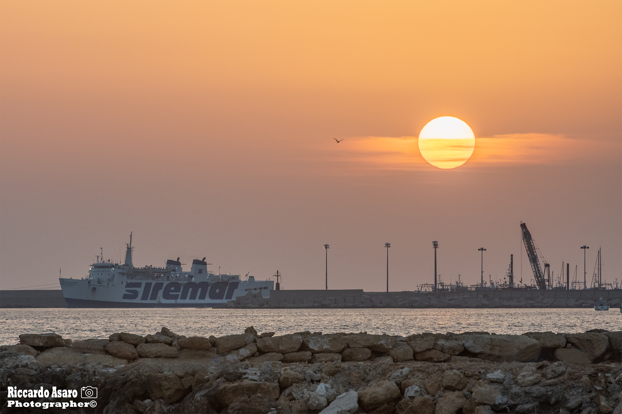 Sunset Marina - Mazara del Vallo (TP)...