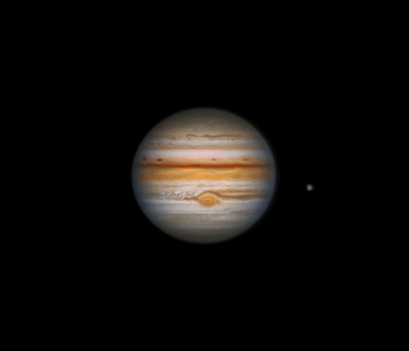 Great Jupiter...