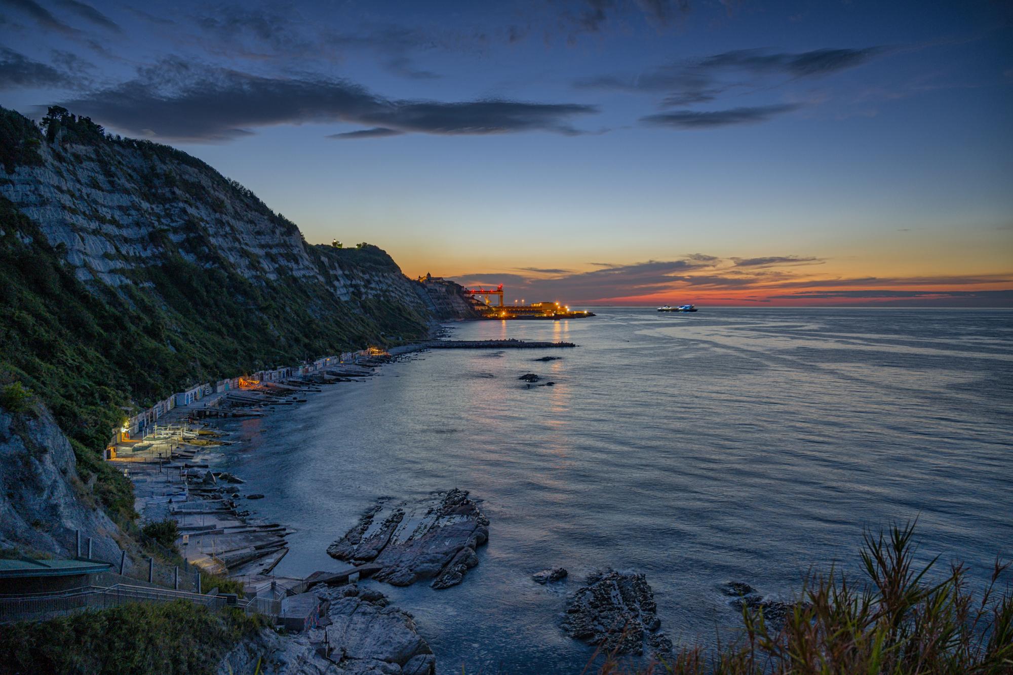 Blue Grotto Ancona...