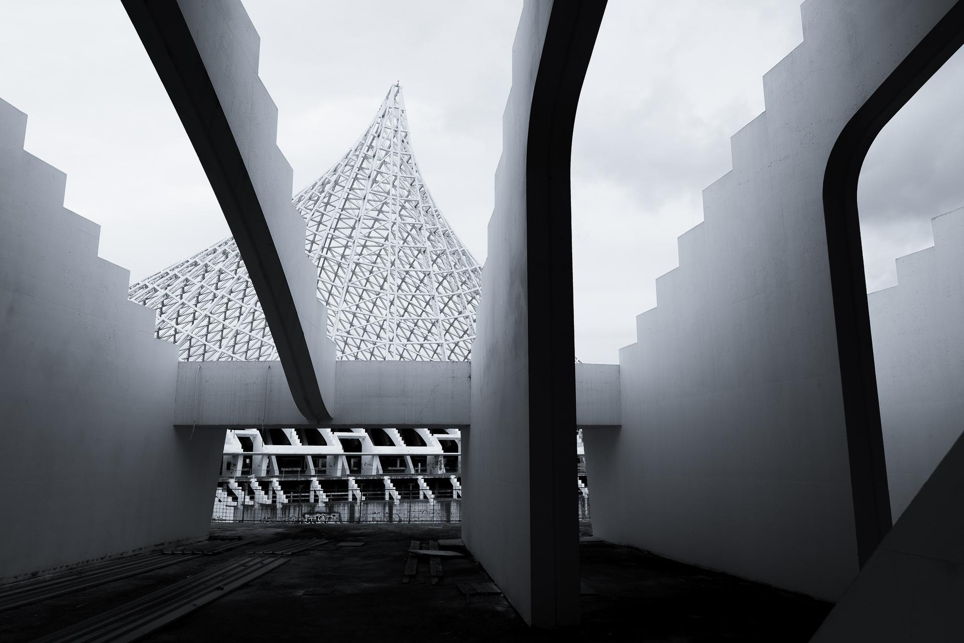 The Sail of Calatrava...